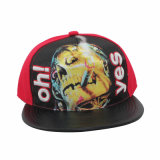 2015 Best Selling Snapback Hat with Fashion Embroidery Design (GK15-L0007)