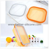 Hot Sale Silicone Rubber Seal Gasket for Food Container