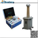 Hz Lightweight Oil Immerserd Type Step-up Power Testing Transformer