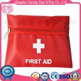 Medical Polyester Fibre First-Aid Kit 12 Goods