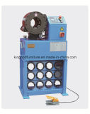 Nc Control High Pressure Wide Crimping Range with Quick Change Tool Hydraulic Hose Crimping Machine