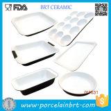 6PCS High Quanlity Ceramic Tableware Set