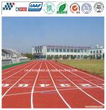 High Rebound PU Rubber Running Track Reduce Risk of Injury