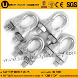 Rigging Zinc Plated Surface DIN 741 Wire Rope Clip