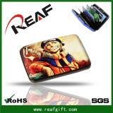 RFID Aluma Wallet Cartoon Design Card Holder