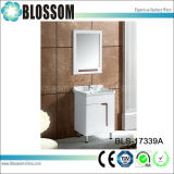 Slim PVC Wall Hanging Bathroom Cabinet Set (BLS-17339A)