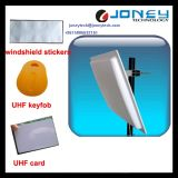 Automatic Parking RFID Long Range UHF Reader with Windshield Stickers