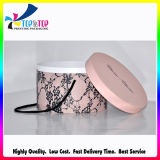 Hardcover Round Paper Gift Boxes for Gift Packaging