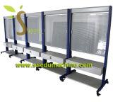 Metal Display Shelf Demonstrational Equipment Educational Equipment Technical Educational Equipment