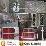 Steel Folding Stage on Sale