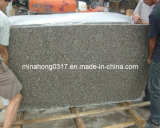 Pink Granite Slabs and Tile for Building