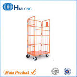 Galvanized Steel Industry Mesh Roll Cage for Sale