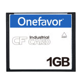 Onefavor Compact Flash 1GB Industrial CF Card Compactflash OEM Memory Card