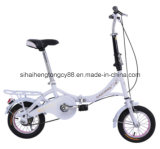 12inch Steel Folding Bike, Folding Bicycle