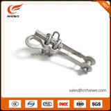 Aluminum Straight Line Dead End Strain Clamp