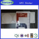 13.56MHz NFC Ntag 213 RFID Tag