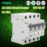 Feeo Newest 4p AC Motorized Circuit Breaker