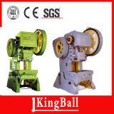 High-Efficient Power Press Machine J23-100 Manual Punching Machine Good Price