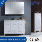 Modern Home Floor Standing PVC Furniture Bathroom Cabinet