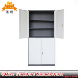 New Design Narrow Edge Four Door Metal Office Cabinet