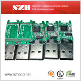 2 Layer Fr4 USB Flash Drive Circuit Board PCB Board