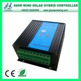 High Quality 600W 24V LED Wind-Solar Hybrid Charge Controller (QW-600BX)