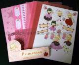 Making 3D Stickers Decoupage DIY Kit