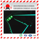 Pet/PVC Photo Luminescent Reflective Film for Exits (FG301)