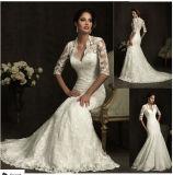 Long Sleeve Lace Bridal Wedding Dresses Lwd001