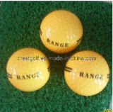 Logo Range Golf Ball