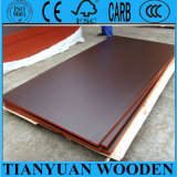 1220*2440mm Brown Film Faced Plywood for Construction Formwork