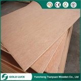 3.6mm and 4.5mm Philippine Market Plywood, Red Hardwood Commercial Plywood, Cheap Plywood for Sale