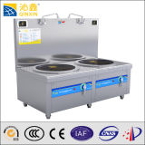 Commercial Induction Soup Cooker in Flat Type
