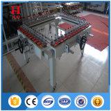Hjd-E501 Silk Screen Mechanical Screw-Type Stretching Machine for Printing