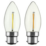 B22 C35 Retro Vintage Edison Bulb Filament Candle Light Lamp