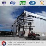 Large Span Portal Frame Steel Workshop
