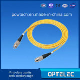 St to Sc/FC/St Simplex Sm Fiber Optical Patch Cord