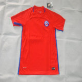 2016/2017 Chile Red Soccer Jersey