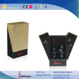Special 2 Bottle Wooden Decoration Display Wine Box (2401R2)