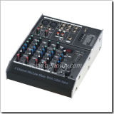 Professional with 48V Phantom Supply Mixing Console (AMS-C602FX)