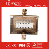 Electrical Metal and Stainless Steel Junction Box with Removable Lid