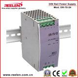 24V 3.2A 75W DIN Rail Power Supply Dr-75-24