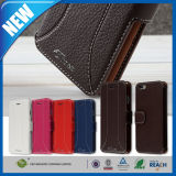 Leather Flip Handmade Card Slots Cover Case for iPhone 6