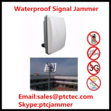 Medium Power Waterproof School Jammer Exam Jammer Signal Jammer for Cellular/GPS/WiFi, 5g Jammer