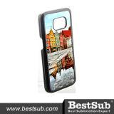 Black Plastic Cover for Samsung Galaxy S7 (SSG132K)