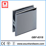 Hot Designs Shower Door Brass Glass Clip (GBF-831S)