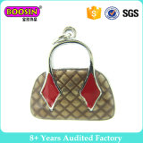 Silver Plated Fashion Bag Pendant Charms for Women Girls
