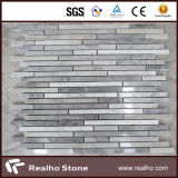 Competitive Grey Marble Mosaic for Sale