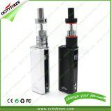 USA Wholesale 30W Box Mod Glass Tank Atomizer E-Cigarette Starter Kit