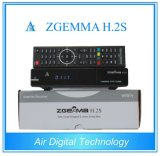 Zgemma H. 2s IPTV Receiver Linux OS Dual Core Enigma2 DVB-2xs2